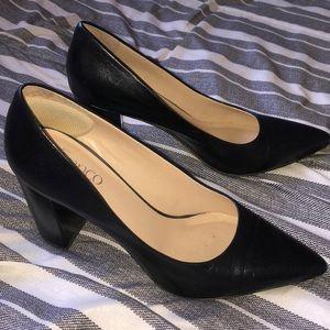 Black Franco Sarto heels !